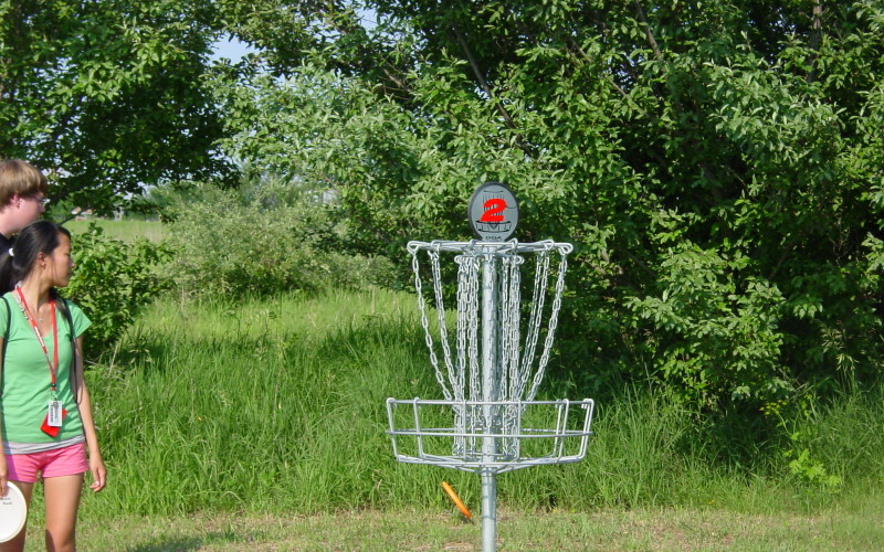 Roberts Creek Disc Golf Course
