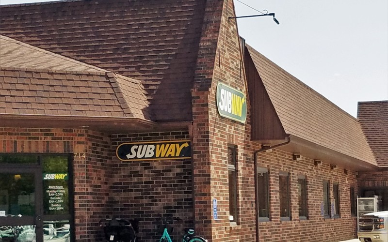 Subway /  Downtown Pella